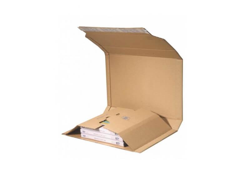 Boekverpakkingen