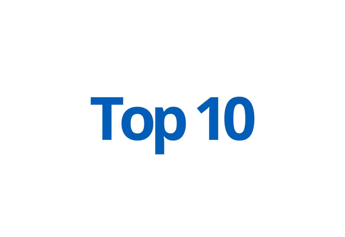 Top 10 (CMR)