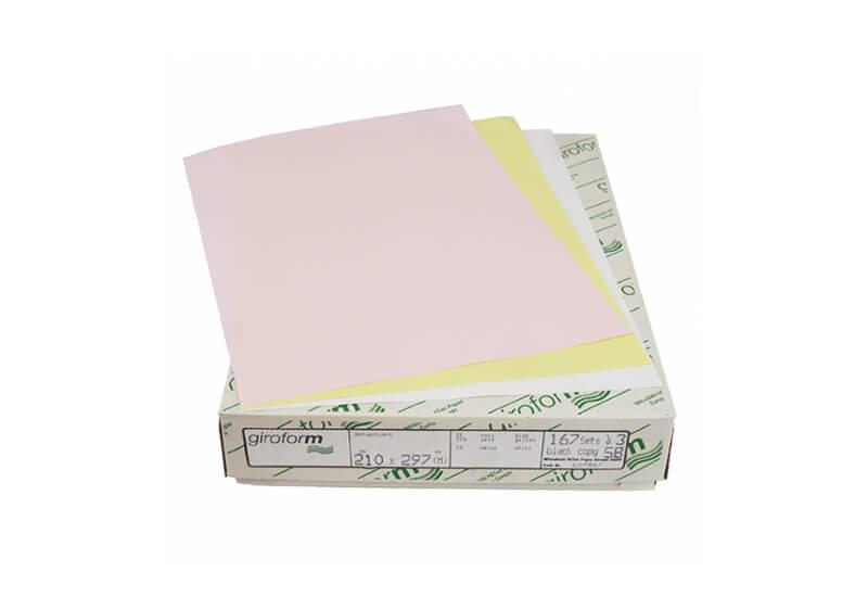 Zelfkopiërend papier