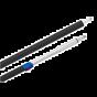 Telescoopstang KIM44 Profi 1550-2050 mm met hoes - Combiplug 19 mm