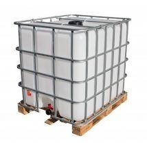 IBC Container Refurbished 1.000 liter - Houten Onderstel
