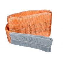 Hijsband 10 ton met certificaat - Oranje