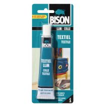 Bison textiellijm - Tube van 50 ml