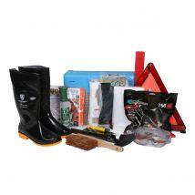 ADR Koffer Compleet Klasse 1 t/m 6, 8 en 9 - 20-delige Kit - inhoud