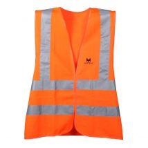 Mattral veiligheidshesje oranje