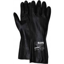 Werkhandschoen M-Safe First Choice Neopreen Zwart maat 8/M - 11/XXL