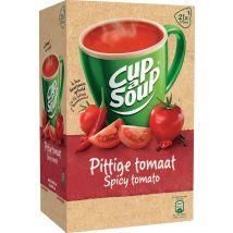 Cup-a-Soup Pittige tomaat - Pak van 21 zakjes