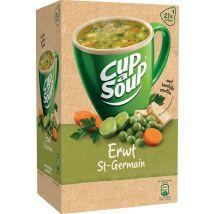 Cup-a-Soup Erwten (St.Germain) - Pak van 21 zakjes