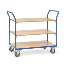 Tafelwagen 200 kg 1000 x 600 mm - 3 etages