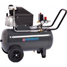 Mobiele Compressor Airmec KA 50200 Oliegesmeerde Zuigercompressor