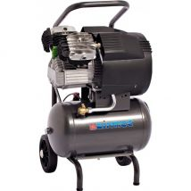 Mobiele Compressor Airmec KA 20360 M Oliegesmeerde Zuigercompressor