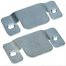 Elementverbinder metaal 300 stuks