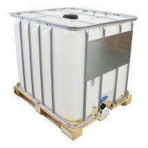 IBC Container Nieuw 1.000 liter Werit ECOline - Houten Onderstel