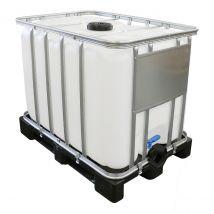 IBC Container Nieuw 600 liter Werit ECOline - Kunststof Onderstel