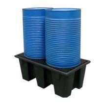 Lekbak kunststof 1265 x 700 x 495 mm 220 Liter