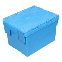 Distributiebak Blauw 400 x 300 x 265 mm