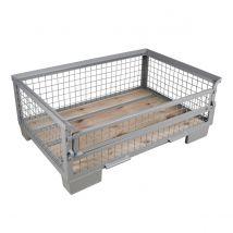 Gitterbox Nieuw Half Hoog Model