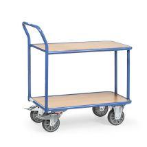 Tafelwagen 400 kg 850 x 500 mm - 2 etages