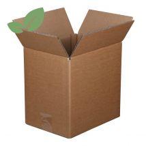 Flesverpakking 24 bierflesjes FEFCO 0201 277x207x270 mm CB-golf bruin 120 dozen