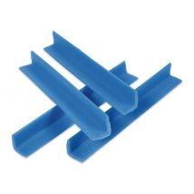 Schuimhoekprofiel HU-05-15 L 50 x 50 x 6  Lengte 2000 mm