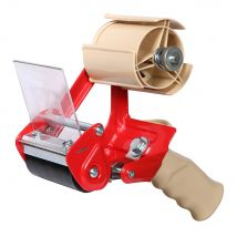 Tapedispenser 75 mm met rem