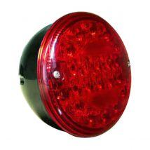 Mistachterlicht rood LED 12-24V Tralert
