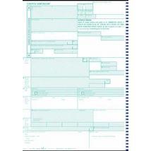 Enig douane document blad 4 laser