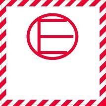 Etiket Excepted Quantities 100 x 100 mm - 1000 etiket/rol