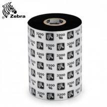 Zebra inktlinten 3200 - 110 mm x 74 meter (Etiket)Terug  Herstellen  Verwijder  Dupliceren  Opslaan  Opslaan en verder bewerken