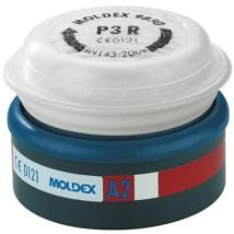 Combinatiefilter Moldex 9230 A2-P3 R easylock