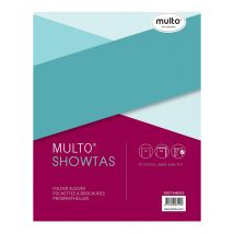 Multo showtas 23-gaatsperforatie - 120 micron - 10 stuks