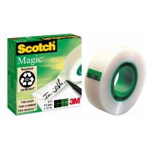Scotch plakband Magic Tape - 19 mm x 33 m