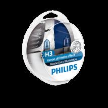 Philips MasterDuty BlueVision 24V H3 Halogeenlamp 75/70W  doosje