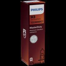 Philips MasterDuty 24V H3 Halogeenlamp 70W doosje