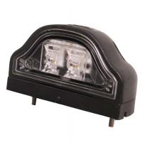 Kentekenlamp LED 12/24 V