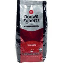 Douwe Egberts instant koffie classic Fairtrade - Pak 300 gram