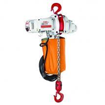 Elektrische Karweitakel US 230V - Werklast en Hijshoogte naar keuze