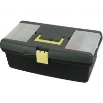 Kunststof koffer 400 x 240 x 150 mm