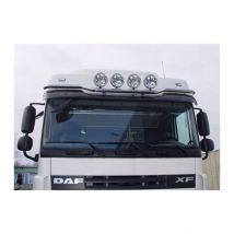 Lampenbeugel dakbevestiging DAF 105XF 2005, XF Euro6 2012-2016