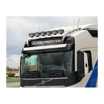 Lampenbeugel Volvo dakbevestiging (L+R) - Globe & Globe XL (Truckparts)