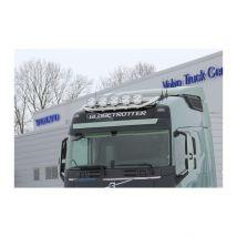 Lampenbeugel Volvo dakbevestiging - Globe & Globe XL (Truckparts)