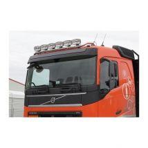 Lampenbeugel dakbevestiging Volvo FH vanaf 2012 met 6 verstralers