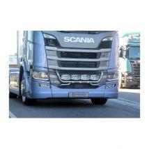 Lampenbeugel Spider X voorzijde/grille Scania R series vanaf 2016