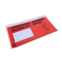 Documenthoes A8 Din Long - Lieferschein-Packinglist - doos 1.000 stuks