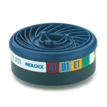Filter Moldex Easylock 9000 serie, A1B1E1K4