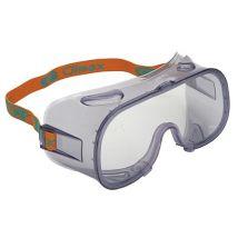 Overzet veiligheidsbril zuurbestendig | Zuurbril met anti-condens lens