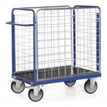 Pakketwagen 600 kg 1390 x 800 x 1200 mm