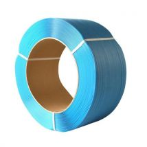 PP omsnoeringsband blauw 12 mm x 0,55 mm 2500 meter K280