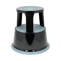 Metalen rolkruk Zwart