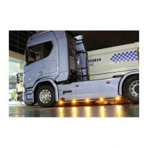 Sidebars Scania R serie vanaf 2016 wielbasis 3750 mm + LED's